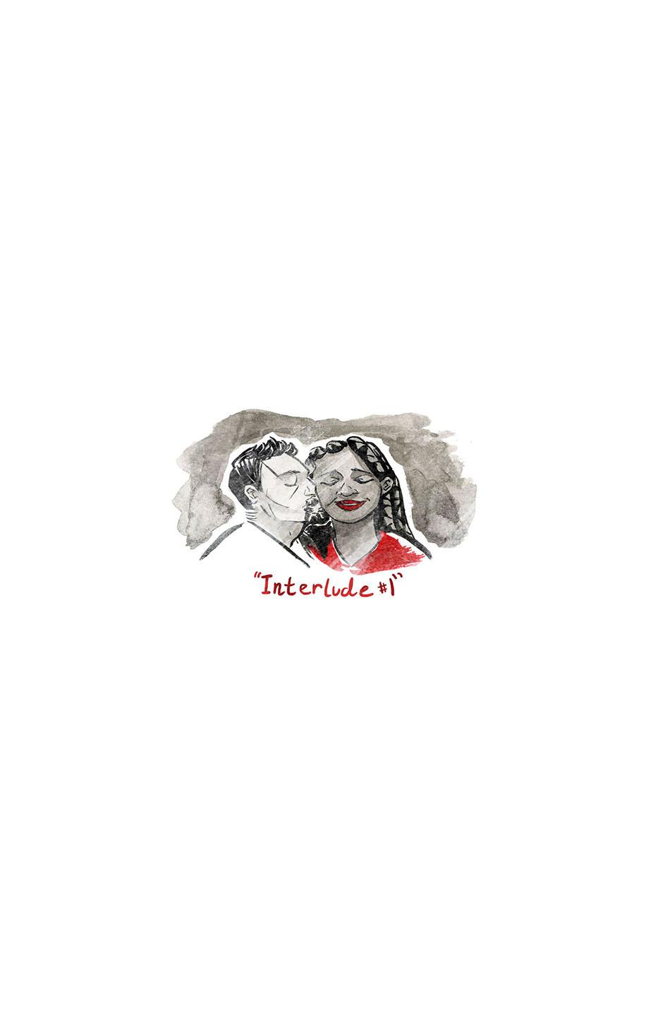 Interlude #1: Kiss