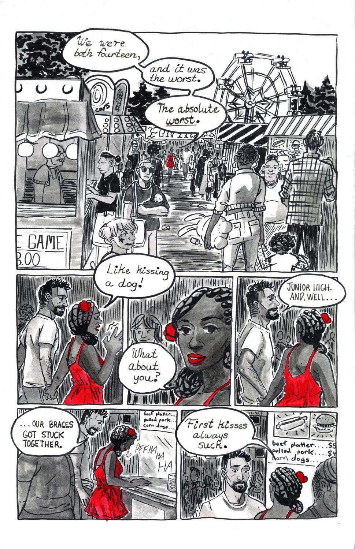 Interlude #1, Page 1