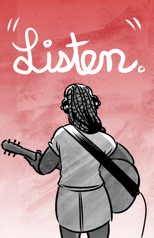 Chapter 3: Listen